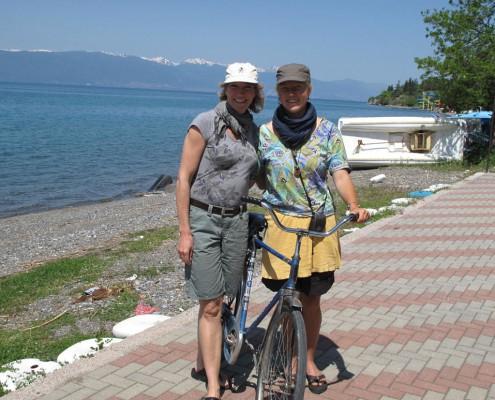 Ohridsøen Makedonien