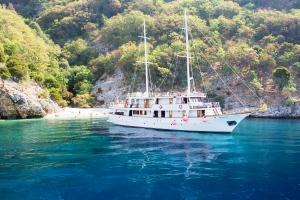 Cruising Krydstogt Kroatien