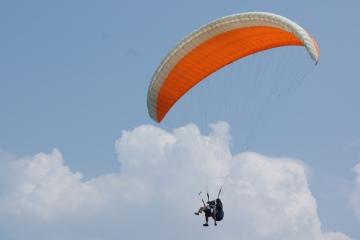 Paragliding aktiv ferie makedonien