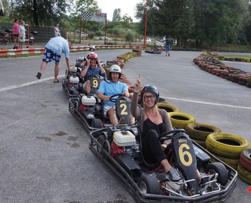 Sommerferie i Makedonien Gocart i Ohrid