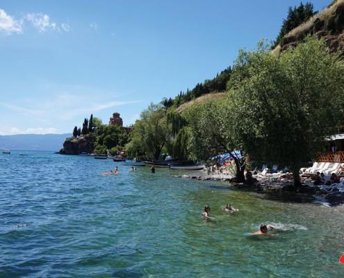 Sommerferie i Makedonien