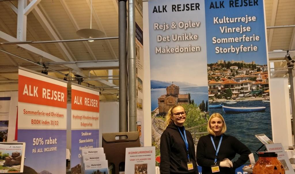 Rejsemesse København Øksnehallen