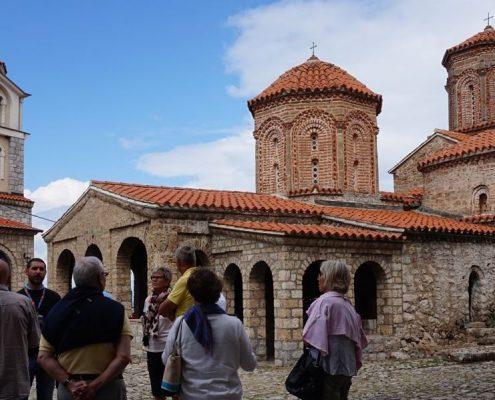 Kulturrejse Makedonien