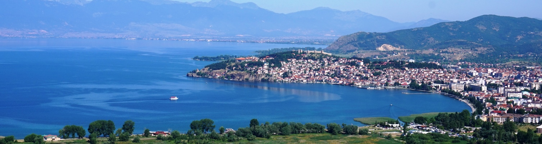 Ohrid Makedonien