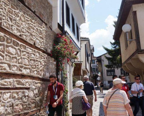 Gamle bydel Ohrid