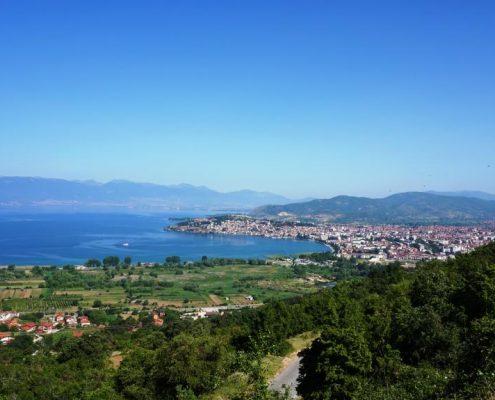 Ohrid panorama