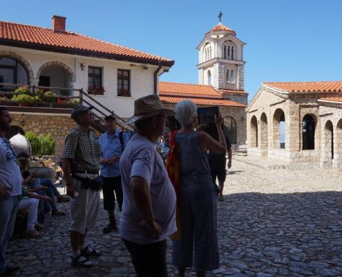 Sankt Naum kloster Ohrid