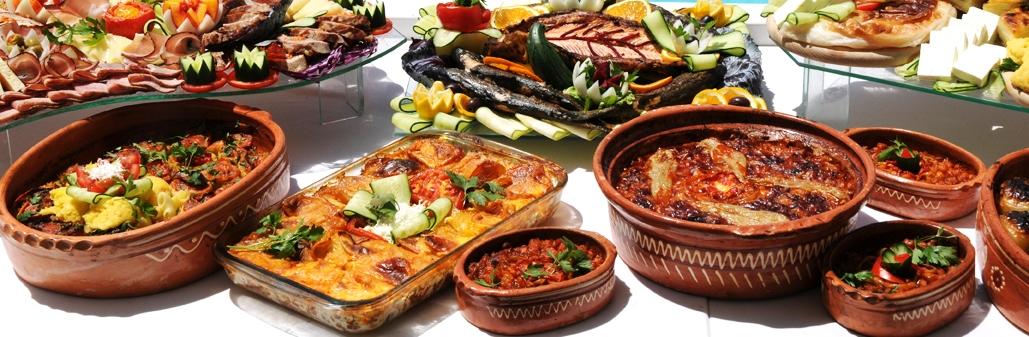 Makedonsk mad og vin