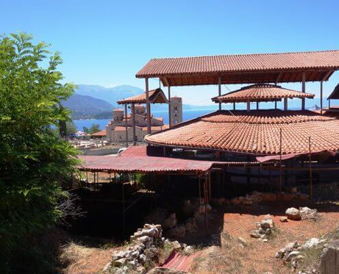 Ohrid makedonien kulturrejse