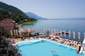 Hotel Granit i Ohrid
